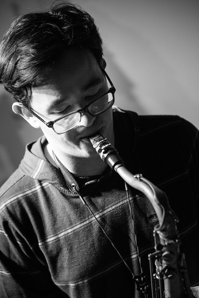 Kenji Lee's Darkhorse Suite - Canterbury House 3-24-2017