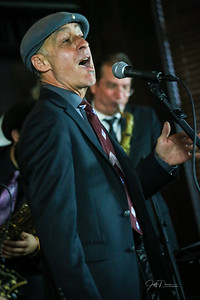 Live at the Scarab Club: Louis Jordan Tribute - RJ Spangler & Friends
