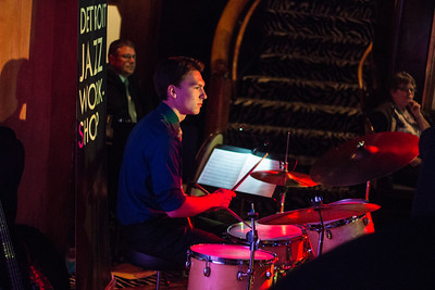 Metro-Detroit Jazz Workshop - Cliff Bell's - 7-17-2016