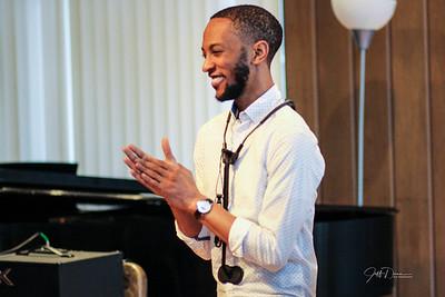 Marcus Elliot - U of M Graduate Recital 4-14-2018