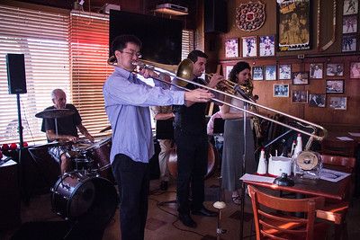 Marge's Bar Band