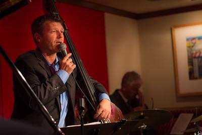 Martin Wind 20th Anniversary Quartet - Jazz at Kitano - 10-22-2016