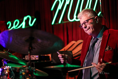 Matt Wilson's Tree-O - Green Mill 12-16-2017