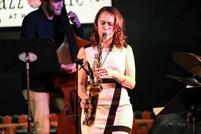 Meg Brennan Quartet - Aretha's Jazz Cafe 11-29-2018