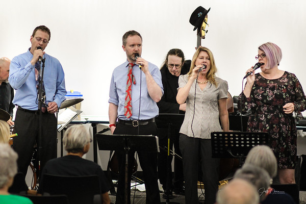 Metro Jazz Voices - Rochester Library - 5-6-2018