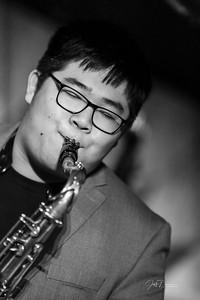 Michael Hu Quintet - Cliff Bell's - 11-11-2018