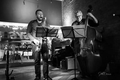 Michael and Peter Formanek Duo - Ziggy's 11-8-2019