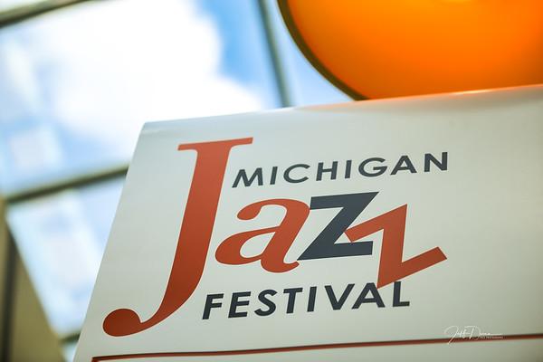 Michigan Jazz Festival 2018 - 7-15-2018