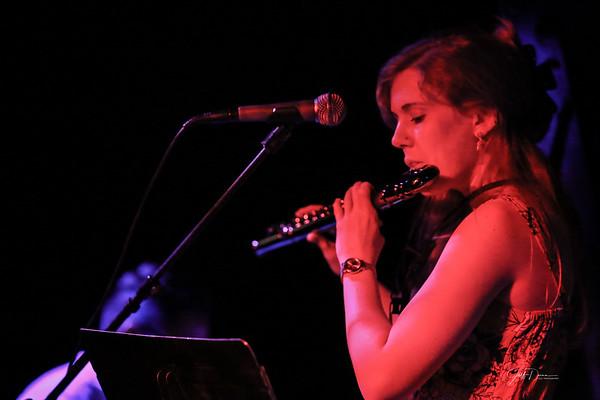 Molly Jones Flute Trio - Cliff Bell's - 6-13-2018