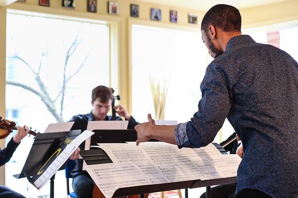 Monomyth: Music for String Quartet - Marcus Elliot
