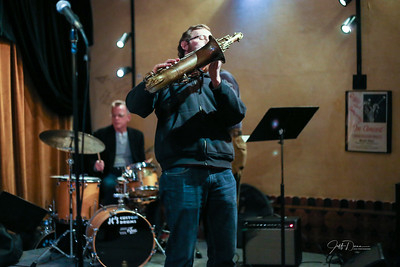 Music Hall Jazz Jam - 3-4-2018