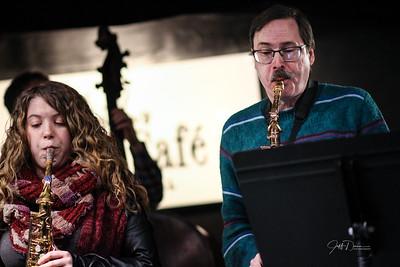 Music Hall Jazz Jam - 3rd Anniversary 1-27-2019