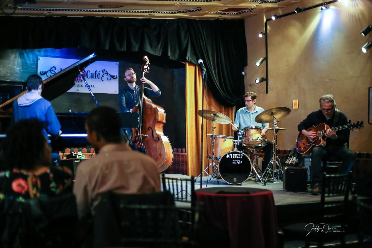 Music Hall Jazz Jam - 4-8-2018