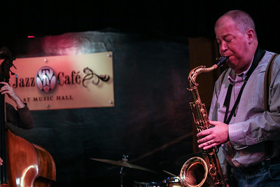 Music Hall Jazz Jam 5-7-2017