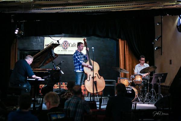 Music Hall Jazz Jam - 6-10-2018