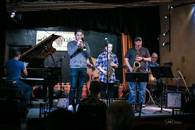 Music Hall Jazz Jam - 6-10-2018