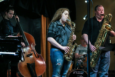 Music Hall Jazz Jam - 6-3-2018