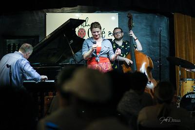 Aretha's Jazz Jam - Music Hall - 8-3-2019