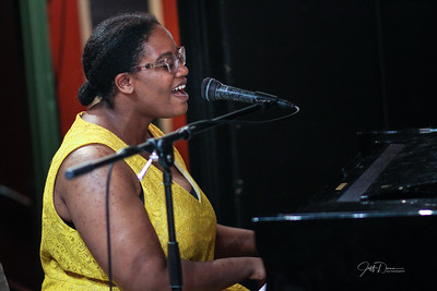 Aretha's Jazz Jam - Music Hall - 8-3-2019
