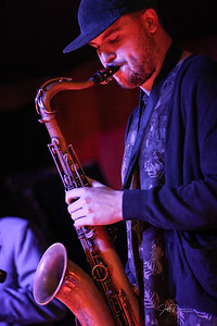 Nolan Young - Cliff Bell's - 6/27/2018