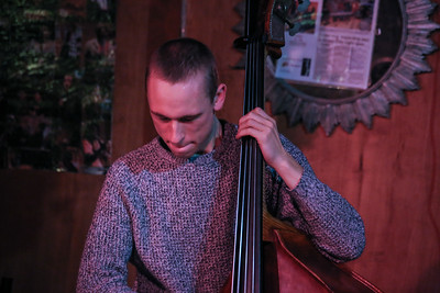Nolan Young - Jam Session - Moore's Lounge 4-21-2017