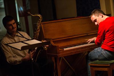 Nolan Young Quartet Feat. Stephen Grady - Canterbury House, Ann Arbor