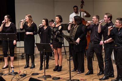 Oakland University Jazz Singers - 11-16-2016