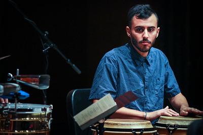 Oakland University Latin Jazz Combo 11-24-2019