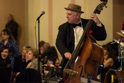 Battle of the Bands Swing Dance - Masonic Temple