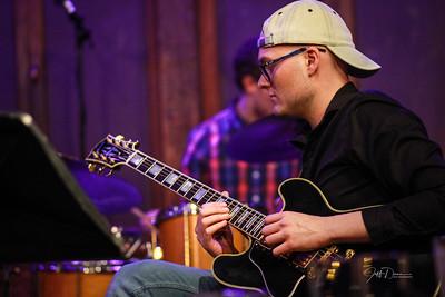 Pat Brennan Jazz Group - Chris Jazz Cafe - 09-24-2019