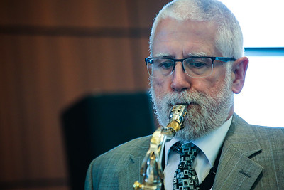 Paul Keller at Sundown Quintet - Southfield Library - 5-17-2017