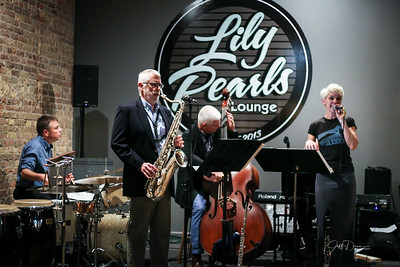 Paul Keller AT SUNDOWN Quintet - Lily Pearls Lounge - 11-10-2017