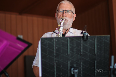 Paul Keller At Sundown Septet - Baldwin - 7-14-2018