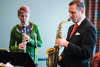 Paul Keller Ensemble - Holiday Show - Ypsilant - 12-2-2018