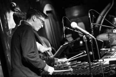 Peyton Miller Quintet at Cliff Bell's - 4-26-2018