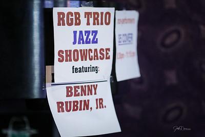 RGB Trio Jam - Bert's - 6-14-2018