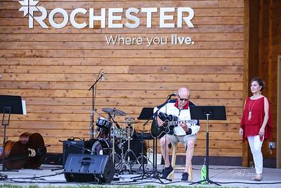 Russ Miller Sextet - Rochester, MI 7-4-2019