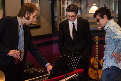 Sean Dobbins Organ Quartet - Shield's