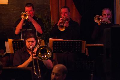 Bob Jensen, Mark Byerly, Justin Walter - Stefan Stolarchuk, trombone