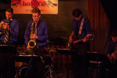 Royal Oak High School Jazz Combo