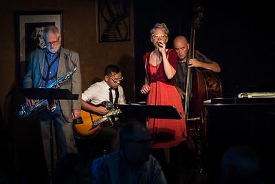 Sarah, Steve, Matt & Kurt - Degage Jazz Cafe - 11-18-2016