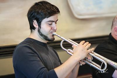 Scott Gwinnell Jazz Orchestra - Shield's 9-15-2018