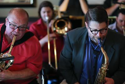 Scott Gwinnell Jazz Orchestra 6-11-17 Fundraiser