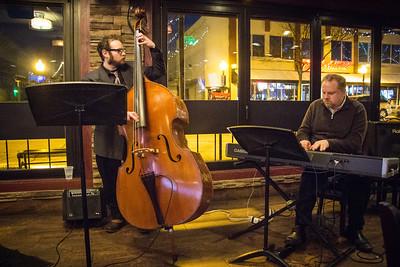 The Scott Gwinnell Trio + Sheryl Martin - Onyx, Royal Oak