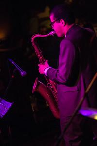 Sean Dobbins Organ Quartet - 2-24-17