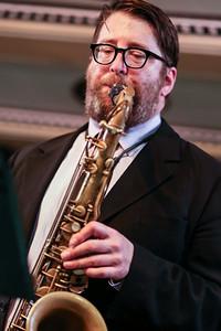 Sean Dobbins Organ Quartet - Music Hall Jazz Cafe 5-27-2017