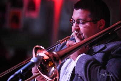 Sencalar/Glassman Quintet - Cadieux Cafe - 10-14-2019