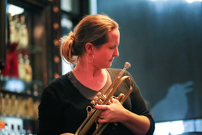 Sol Jazz Sunday with Sarah D'Angelo - Raven - 1-13-2019