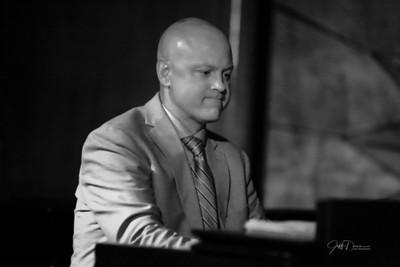 Stephen Boegehold Organ Trio - Cliff Bell's - 7-19-2018