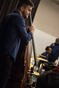 Steve Coleman Residency - Jam Session - Carr Center 10-24-2016